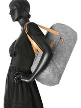 Sac De Voyage Cabine Aminimal Luggage Eastpak Noir aminimal luggage EK20B-vue-porte
