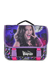 Cartable 2 Compartiments Chica vampiro Noir night CHISI10