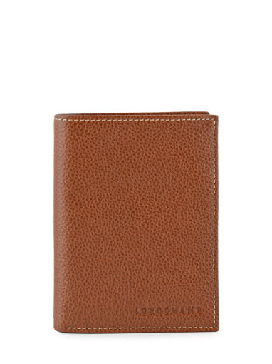 Longchamp Portefeuille Marron