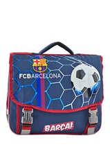 Cartable 2 Compartiments Fc barcelone Noir 1899 173B203S
