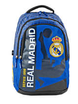 Sac A Dos 3 Compartiments Real madrid Bleu rmcf 173R204B