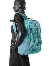Sac à Dos Dakine Bleu girl packs 1001439W-vue-porte