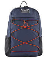 Rugzak 1 Compartiment + Pc 15'' Dakine Blauw street packs 1001-439