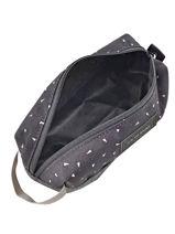 Pennenzak 1 Compartiment Dakine Zwart girl packs 8160105W-vue-porte