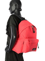 Sac A Dos Eastpak Rose authentic K620RUB-vue-porte