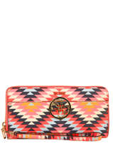 Portefeuille Guess Multicolore kamryn GO669146