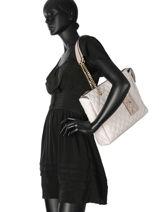 Sac Shopping Darin Guess Rose darin EG668523-vue-porte