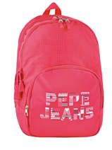 Sac à Dos 2 Compartiments Pepe jeans Rose samantha 66124