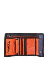 Portefeuille Superdry Bleu accessories men M98001JP-vue-porte