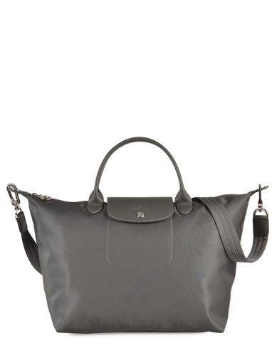 Longchamp Handtas Grijs
