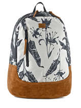 Sac A Dos 1 Compartiment Roxy Multicolore back to school soul RJBP3551