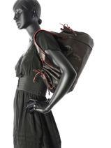 Sac Shopping Rayon D Cuir Gerard darel Noir rayon d DES07402-vue-porte