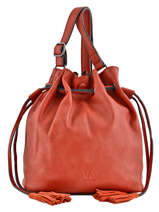 Sac Bourse Country Woomen Rouge country WCOUN05B