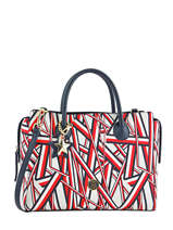 Sac Porté Main Charming Tommy hilfiger Multicolore charming AW04686