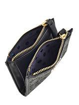 Porte-monnaie Desigual Noir snake patch 17WAYPCJ-vue-porte