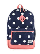 Sac A Dos 1 Compartiment Herschel Marron youth 10312