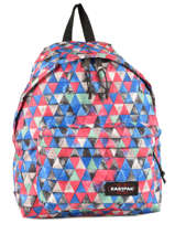 Sac à Dos 1 Compartiment A4 Eastpak Multicolore pbg authentic PBGK620