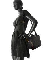 Beauty Case Kipling Noir basic + 25747-vue-porte