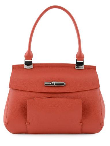 Longchamp Longchamp madeleine Besace Rouge