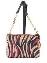 Sac Bandouliere Calla Zebra Liu jo Rose calla zebra N67060B