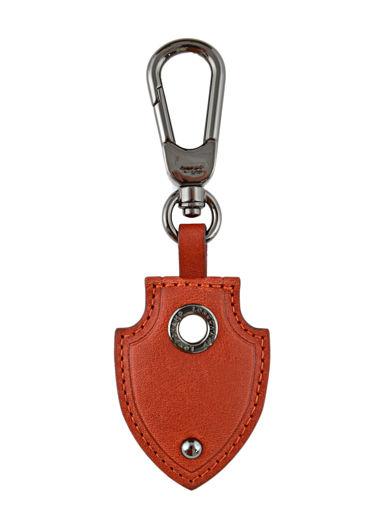 Longchamp Porte clés Rouge
