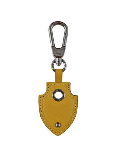 Longchamp Porte clés Jaune