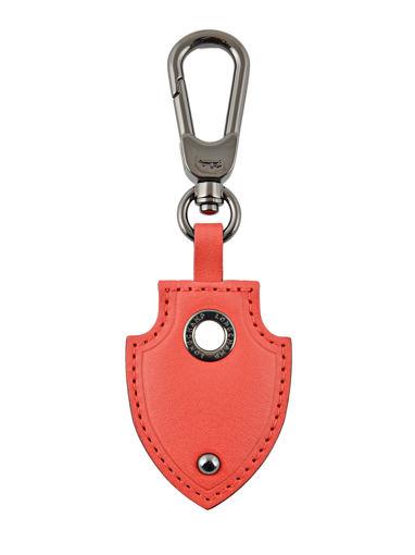 Longchamp Porte clés Rose