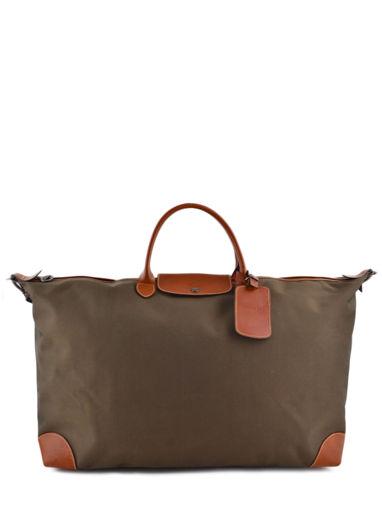 Longchamp Boxford Sac de voyage Vert