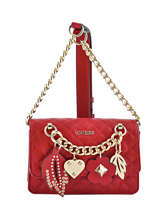 Sac Bandoulière Stassie Guess Rouge stassie VG677978