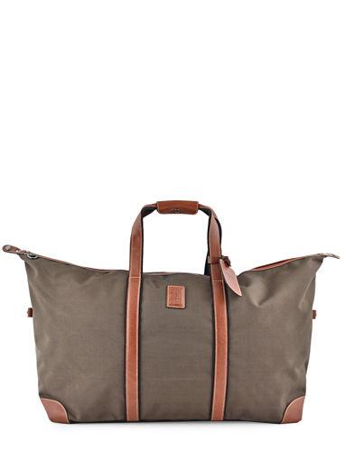 Longchamp Boxford Sac de voyage Marron