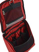Toiletzak Samsonite Rood accessoires U23501-vue-porte