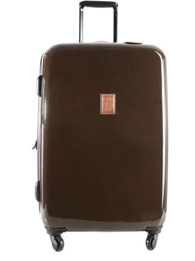 Longchamp Sac de voyage Marron