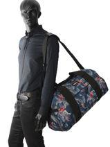 Sac De Voyage Authentic Luggage Eastpak Rouge authentic luggage Station: K070-vue-porte