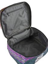 Beauty Case Teo jasmin Gris alaska JAS641AL-vue-porte