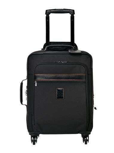 Longchamp Boxford Valise à roulettes Noir