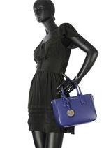 Mini-sac Frida Emporio armani Bleu frida 15Y3D083-vue-porte