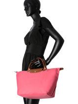 Longchamp Sac porté main-vue-porte