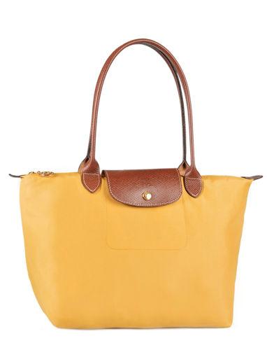 Longchamp Besace Jaune