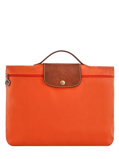 Longchamp Serviette Orange