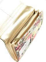 Portefeuille Guess Multicolore seraphina WB685559-vue-porte