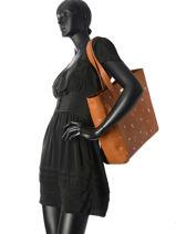 Sac Porté épaule A4 Women Bags Superdry Marron women bags G91003YQ-vue-porte