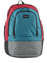Sac à Dos 3 Compartiments + Pc 15'' Quiksilver Multicolore youth access QYBP3424