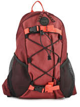 Sac à Dos 1 Compartiment Dakine Rouge girl packs 8130060W