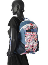 Sac à Dos 1 Compartiment Dakine Multicolore girl packs 8130060W-vue-porte