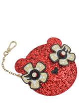 Porte-monnaie Charme Cuir Furla Rouge charme CRM-PU52