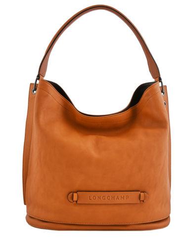 Longchamp Besace Orange
