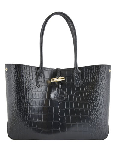huge selection of 14d11 c5a63 sac-porte-epaule-roseau-style-croco-longchamp-noir-291-02686924.jpg