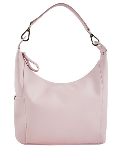 Longchamp Besace Rose