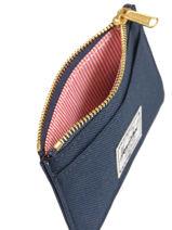 Porte-monnaie Herschel Rouge classics 10397-vue-porte