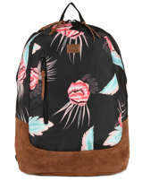 Sac à Dos 1 Compartiment Roxy Multicolore backpack RJBP3680